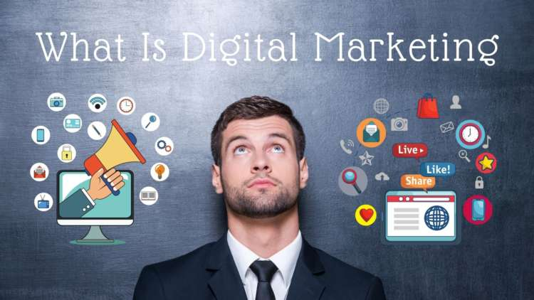 hva er digital markedsføring